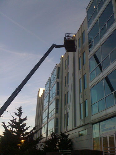 Commercial Window Washing/Cleaning
